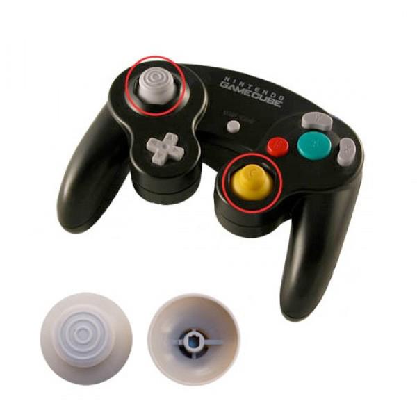 gamecube handkontroll knopp