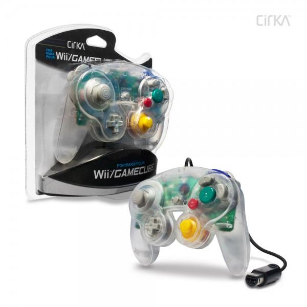 wii gamecube handkontroll clear